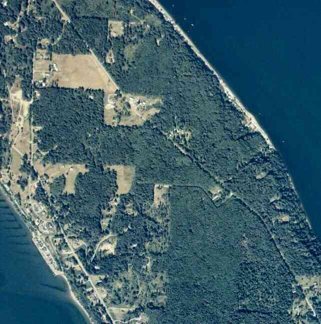 Camano Island Map Dallman